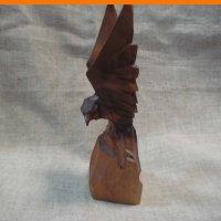 Орел дерево винтаж ссср.