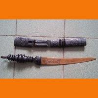 Ритуальный меч Африка.