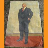Владимир Ленин Портрет ростовой