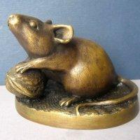 Пацюк з горіхом