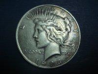 1 доллар 1928 г .
