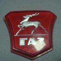 Шильдик на ГАЗ 21