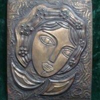 Карбування на металі