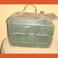 Металевий ящик для набоїв СРСР