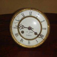 Механізм з настінного годинника